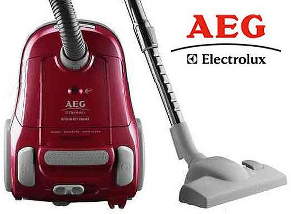 aeg essensio power 2000 watt staubsauger mit beutel ebay. Black Bedroom Furniture Sets. Home Design Ideas