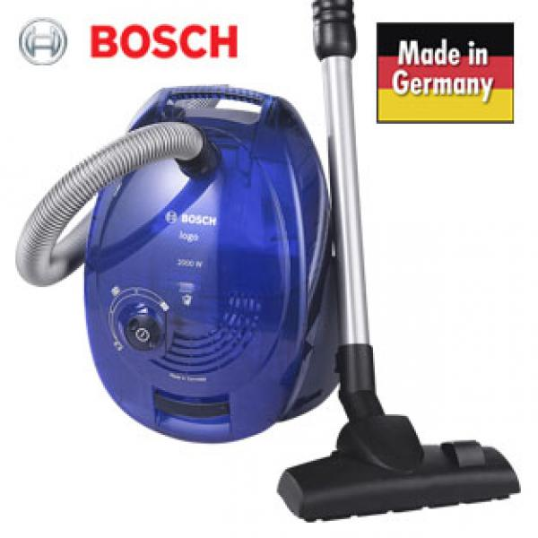 bosch bsg62003 logo staubsauger mit beutel 2000 watt blau ebay. Black Bedroom Furniture Sets. Home Design Ideas