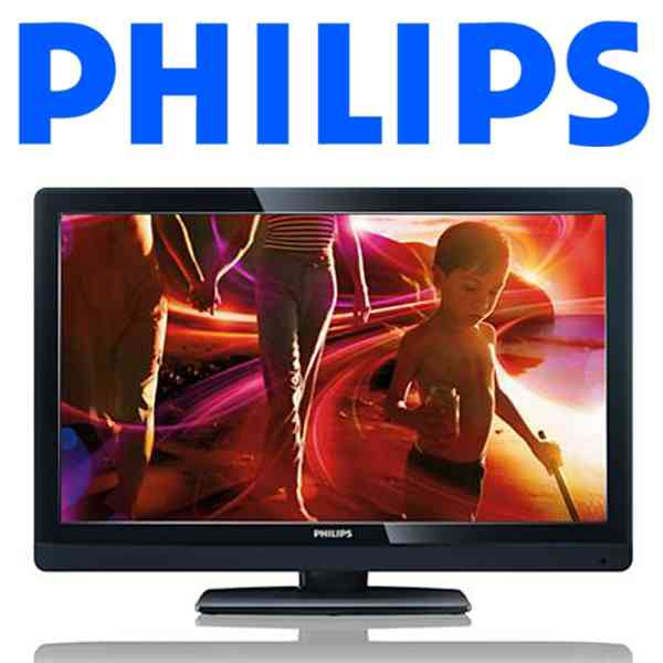 philips led tv 32 81cm fernseher 32pfl5206h usb dvb t c mit hd tv pixel plus ebay. Black Bedroom Furniture Sets. Home Design Ideas